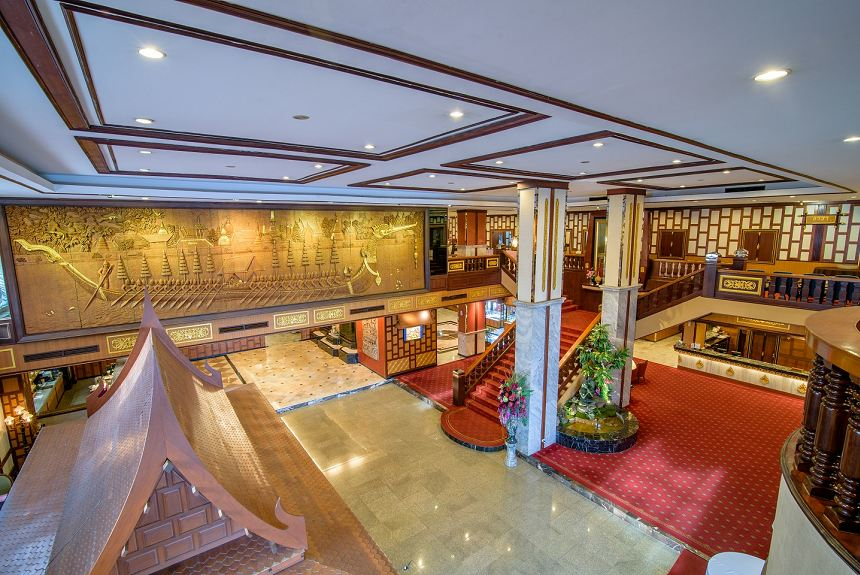 Alexander Hotel Bangkok - Property Photo