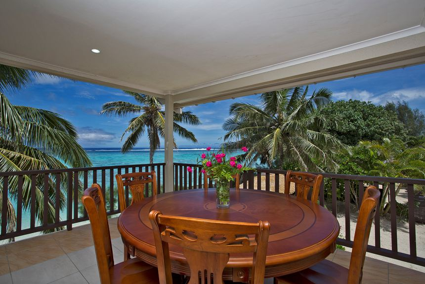 Moana Sands Beachfront Villas - Property Photo