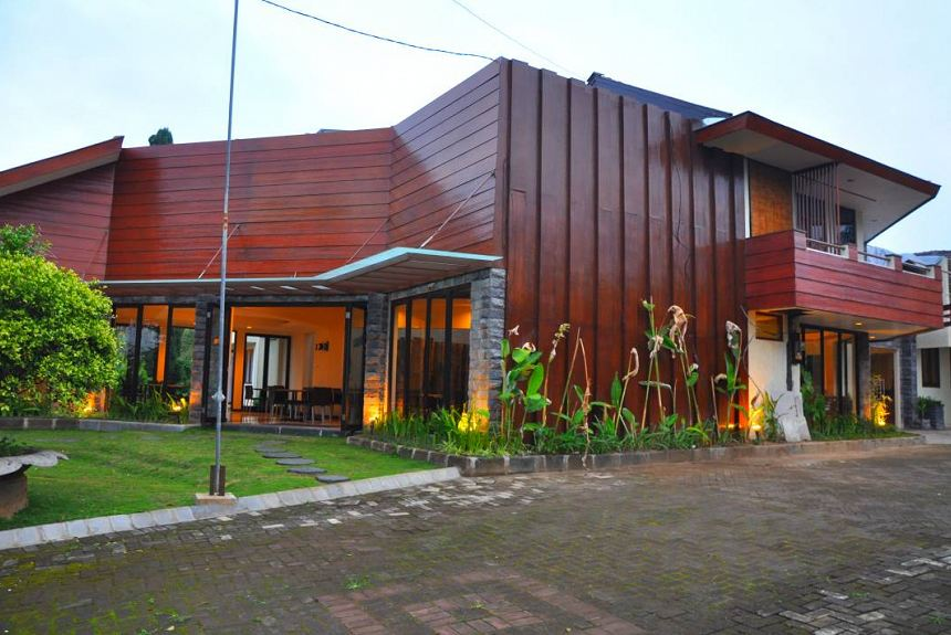 THE BATU Hotel & Villas - Property Photo