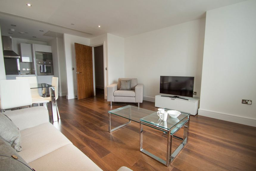 Lincoln Plaza Serviced Apartment - Canary Wharf - Property Photo