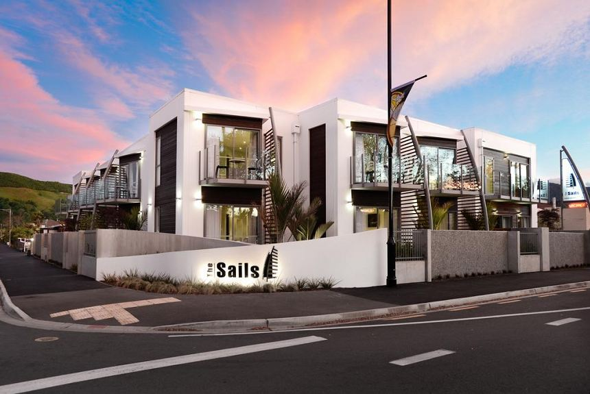 The Sails Nelson - Property Photo
