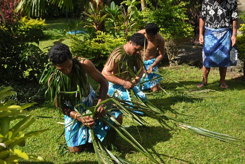 The Samoan Outrigger Hotel - Property Photo