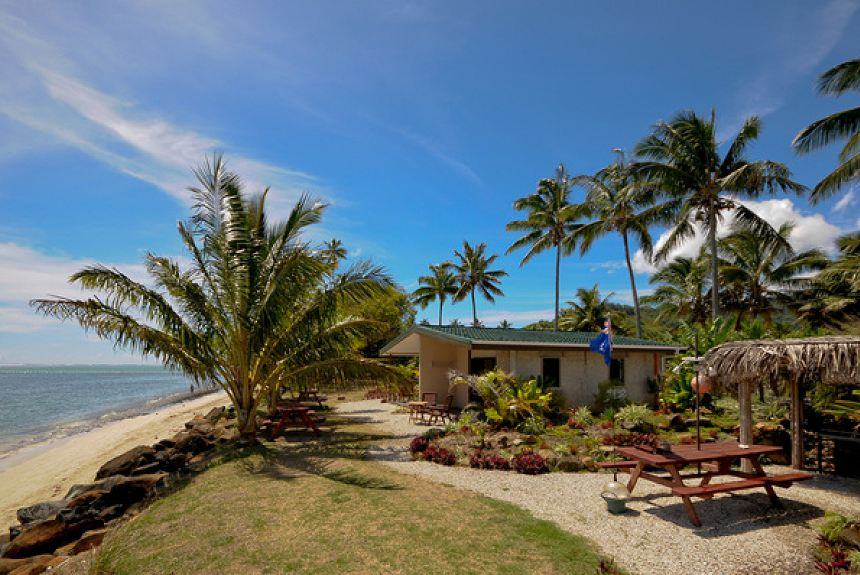 Raro Beach Bach - Property Photo